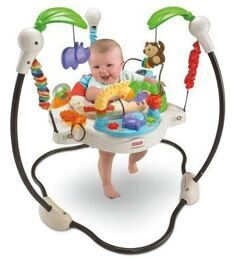 Прыгунки Fisher-Price Зоопарк