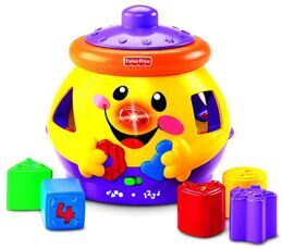 Горшок Fisher Price Смейся и учись