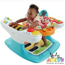 Игровой центр 4 в 1 Step 'n Play Piano от Fisher Price